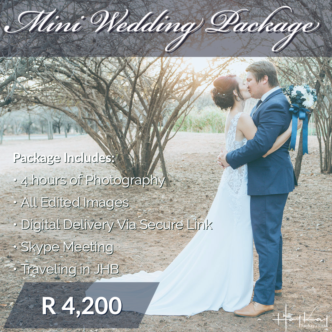 Wedding Photography Package on a Budget